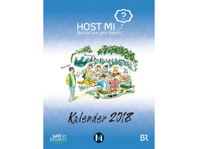 Host mi? Kalender 2018