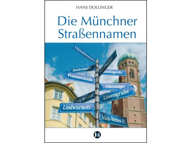 Die Münchner Straßennamen
