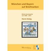 München und Bayern auf Briefmarken