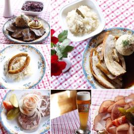 Handgemacht – Foodcollage Berndorf