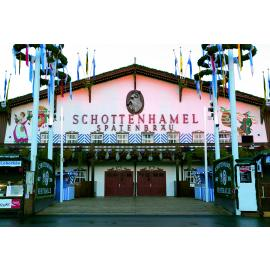 2016: Festhalle Schottenhamel(c)Schottenhamel Familienfotoarchiv
