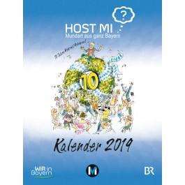 Host mi? Kalender 2019